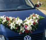 Агентство Украшение свадебных машин, фото №5